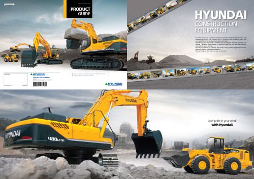 Hyundai - Construction Equipment