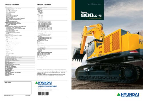 R800LC-9