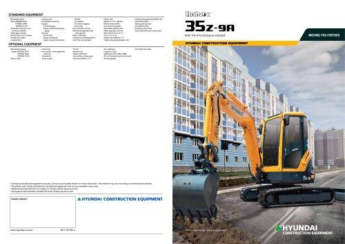 Robex 35Z-9A