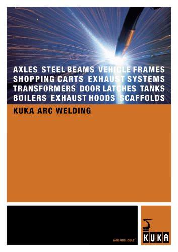 KUKA Arc welding