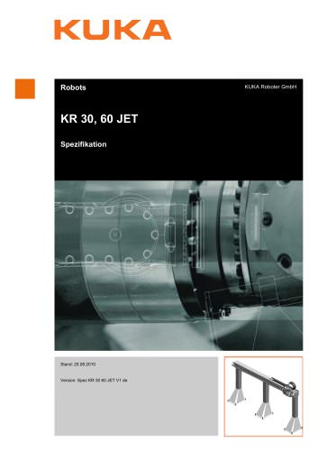 KUKA Jet (Linear units with jointed-arm robots)