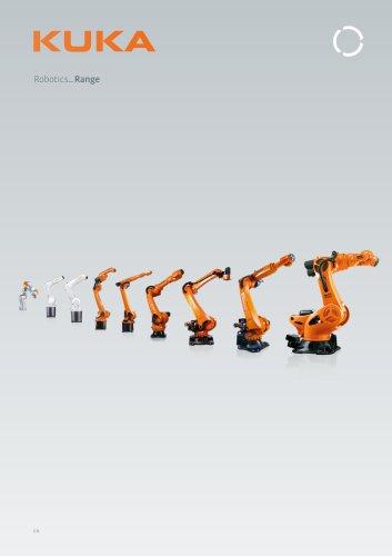 KUKA Robotics_Range