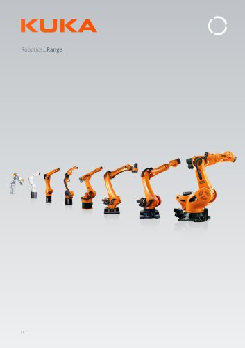 KUKA Robotics Robot Range