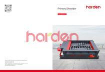 Primary Shredder TPH Series