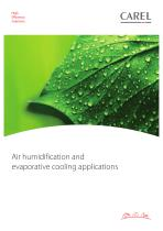Control Solutions and Humidification Systems for HVAC/R - 1