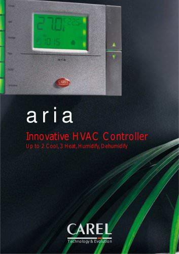 Innovative HVAC controller
