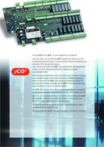 pCO sistema programmable controllers - 10