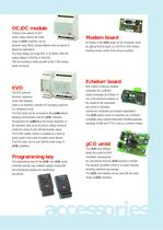 pCO sistema programmable controllers - 7