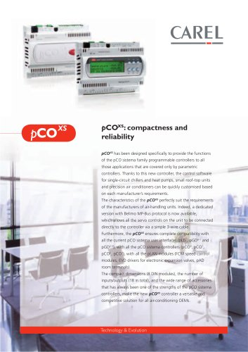 pCOXS: compactness and reliability