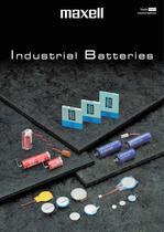 Industrial Batteries Catalogue