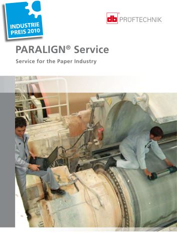 PARALIGN Service - Service for the Paper Industry