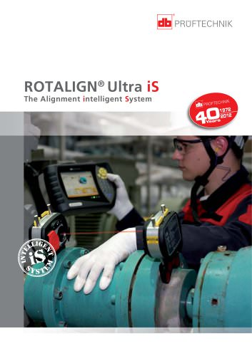 ROTALIGN Ultra iS - the Alignment intelligent System