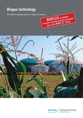 Biogas technology Flyer