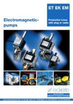 Electromagnetic Pumps