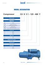 CX - Frascold semi-hermetic compact screw compressors - 4
