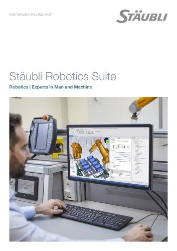 Stäubli Robotics Suite 2016