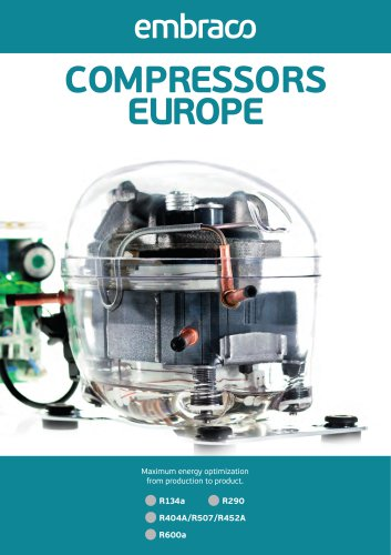 COMPRESSORS EUROPE