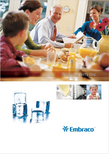Embraco Company and Products