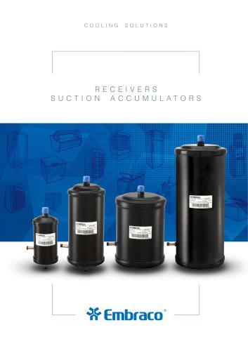 Receivers / Suction Accumulators