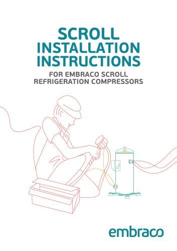 Scroll Installation Instructions
