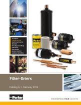 Filter-Driers