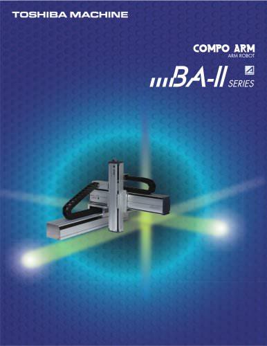 Cartesian Coordinate Robots Comprehensive Catalog
