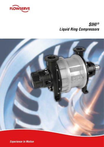 SIHI Liquid Ring Compressors