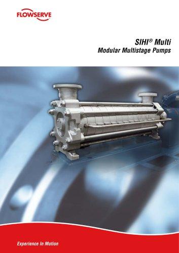 SIHImulti modular multi-stage pumps