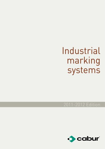 Industrial marking systems
