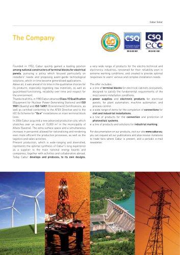 Photovoltaic Catalog