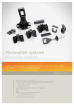 Photovoltaic Catalog - 5