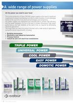 Power supplies - short form - 2