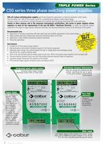 Power supplies - short form - 6