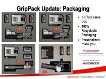 GripPack Update: Packaging - 2