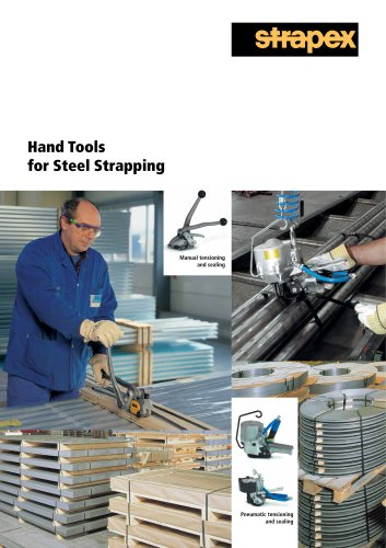 Hand Tools for Steel Strapping