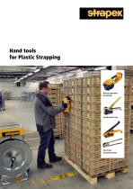 Plastic Strapping Hand Tools - 1