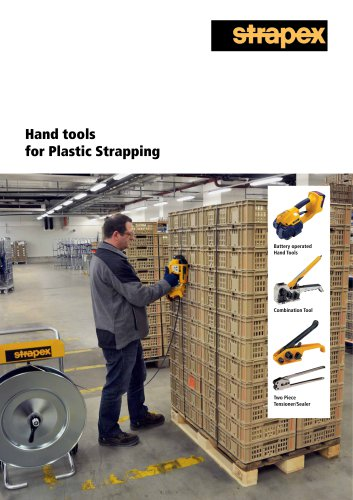 Plastic Strapping Hand Tools