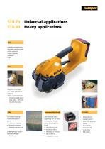 Plastic Strapping Hand Tools - 4