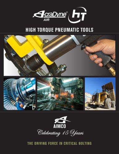 AcraDyne HT Air Tools Brochure