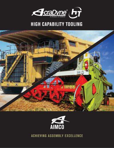 AG Offroad AcraDyne HT Series Brochure