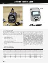 Auditor 2013 Torque Products Brochure - 2