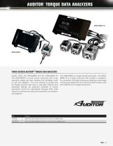 Auditor 2013 Torque Products Brochure - 5