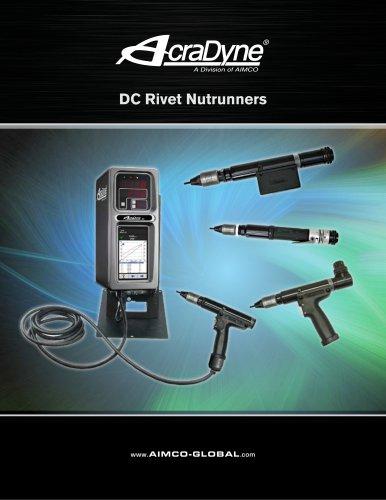 DC Rivet Nutrunners