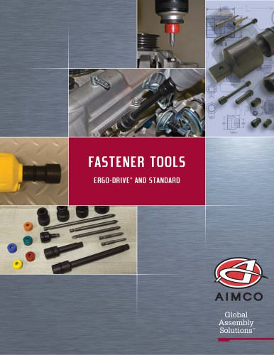 Fastener Tool Catalog