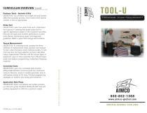Tool University Brochure - 1