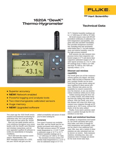 "The ""DewK"" Thermo-Hygrometer"