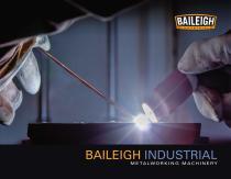 BAILEIGH INDUSTRIAL METALWORKING MACHINERY