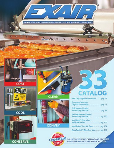 Catalog 33 - Air Nozzles and Jets