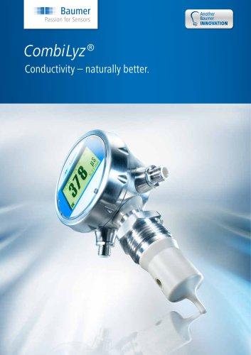 CombiLyz® - Conductivity – naturally better.
