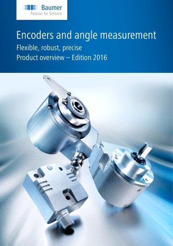 Encoders and angle measurement